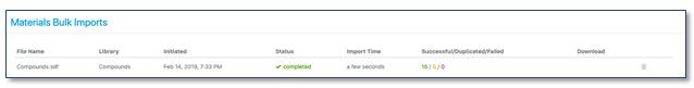 User Interface Updates