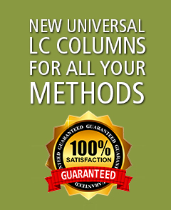 NEW Universal LC Columns For All Your Methods